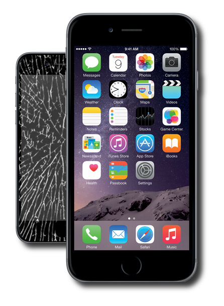 replacement screen iphone 6se