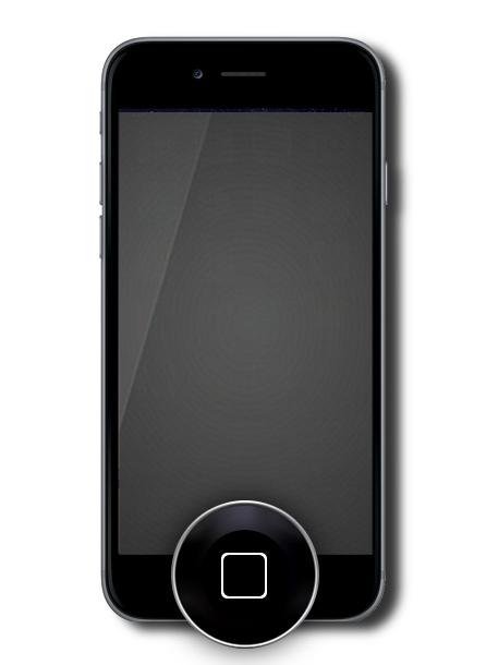 Home button iphone se vervangen
